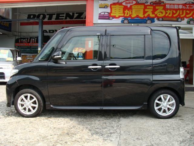 「ダイハツ」「タント」「コンパクトカー」「鳥取県」の中古車16