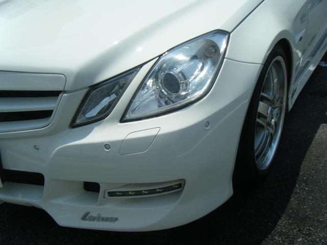 E350 ブルーエフィシェンシー クーペ ロリンザ(15枚目)
