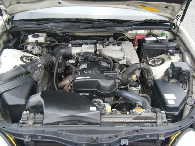 S300ベルテックスエディション Tベルト交換済(18枚目)
