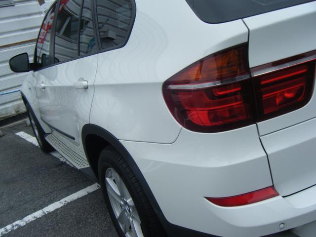 BMW BMW X5 xDrive35i 地デジHDDナビ 革 サンルーフ 4WD