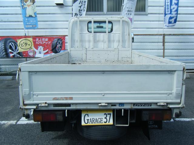 トラック 平ボディ 2t 5速マニュアル AC PS PW(5枚目)