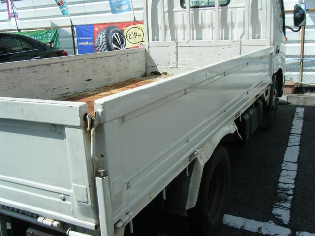 トラック 平ボディ 2t 5速マニュアル AC PS PW(13枚目)