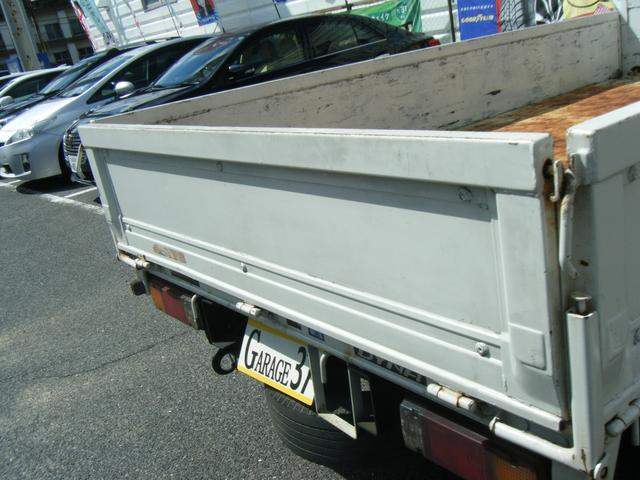 トラック 平ボディ 2t 5速マニュアル AC PS PW(14枚目)