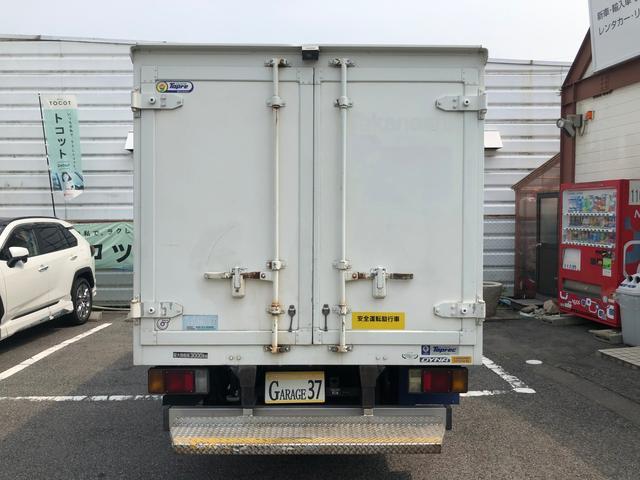 冷蔵冷凍車2室 -30℃ 3トン(5枚目)