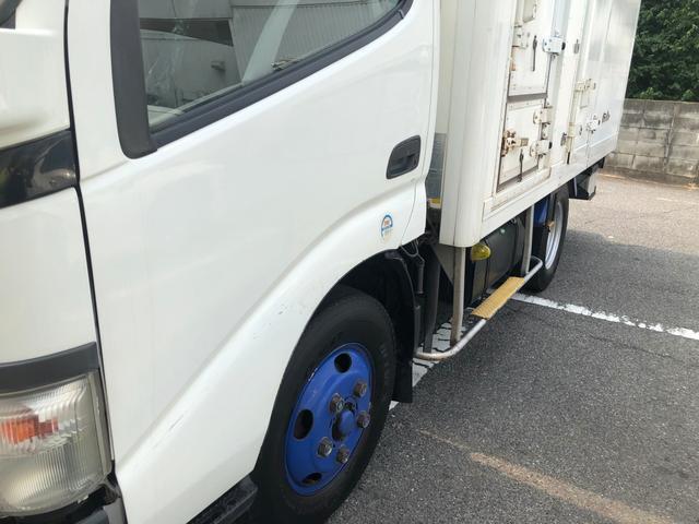 冷蔵冷凍車2室 -30℃ 3トン(16枚目)