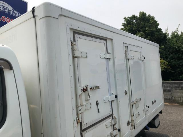 冷蔵冷凍車2室 -30℃ 3トン(20枚目)