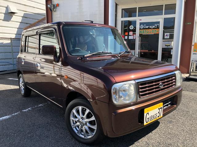 「スズキ」「アルトラパン」「軽自動車」「広島県」の中古車64
