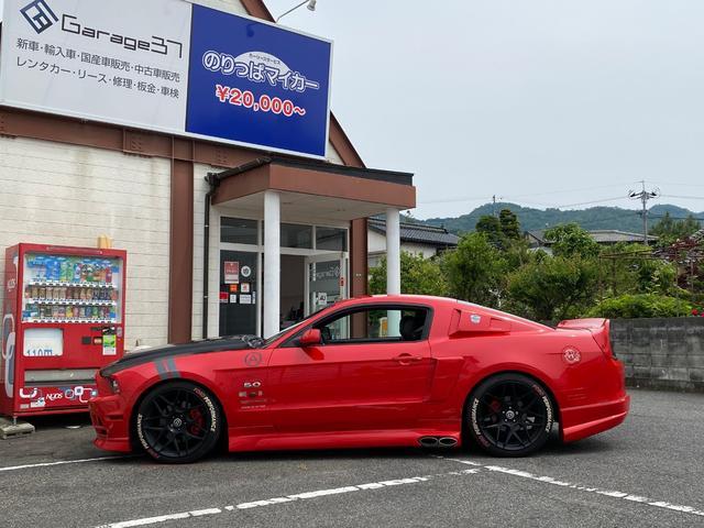 「フォード」「マスタング」「クーペ」「広島県」の中古車10