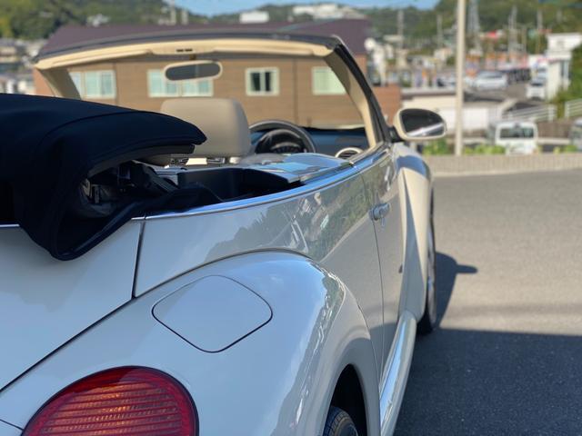 「フォルクスワーゲン」「ニュービートルカブリオレ」「オープンカー」「広島県」の中古車40