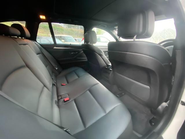 528iツーリング Mスポーツパッケージ 純正ナビ フルセグTV 黒革シート シートヒーター 外21インチアルミ 車高調 サンルーフ クリアランスソナー ETC Bカメラ プッシュスタート(37枚目)