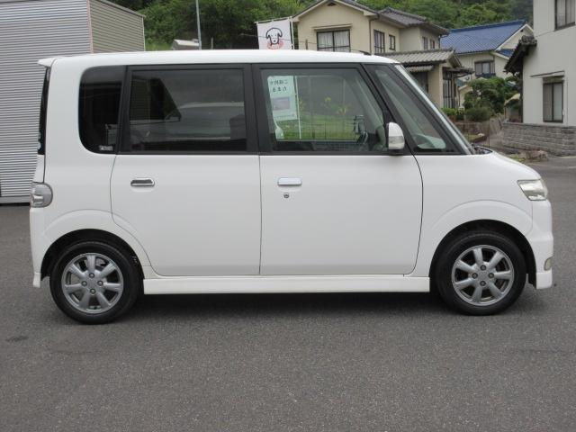 「ダイハツ」「タント」「コンパクトカー」「岡山県」の中古車4