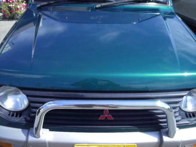 三菱 パジェロミニ XR-II 社外ホイール 5MT 4WD