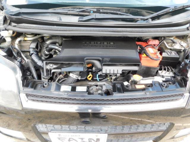 カスタム Rリミテッド 修復歴無し ナビTV スマートキー ETC 15インチアルミ 両席エアバッグ ABS 衝突安全ボディ 盗難防止システム HIDライト ベンチシート CDデッキ 車検整備付き(22枚目)