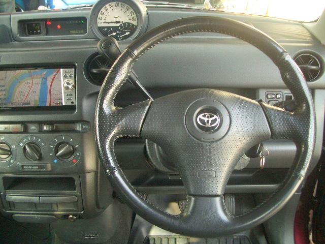 トヨタ bB Z Xバージョン HDDナビ ETC ダウンサス