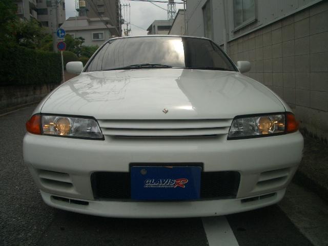 日産 スカイライン GT-R RAYS18インチ 車高調