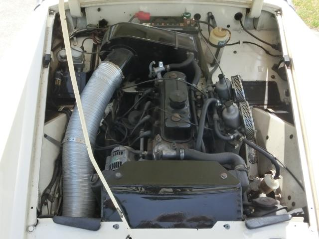 オースチン オースチン ヒーレースプライトmk4 レストア済み 希少車 社外13AW