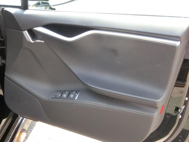 テスラ テスラ モデルS P85+ HeartupWorldデモカー ナビ フルエアロ