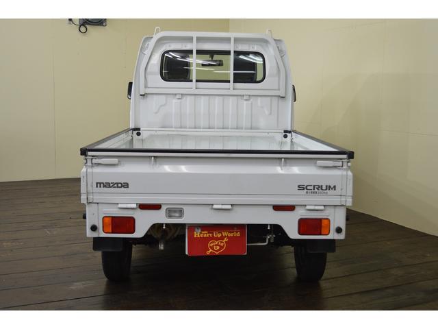 マツダ スクラムトラック KC 5速マニュアル 2WD  パワステ 軽トラック