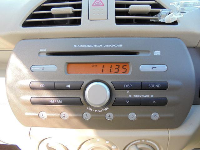 スズキ アルト F 純正CDチューナー ETC