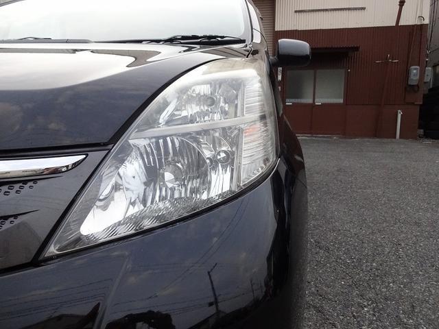 トヨタ アイシス プラタナ 左パワースライドドア 純正HDDナビ バックカメラ