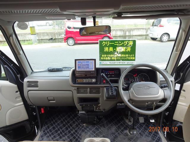 スバル ディアスワゴン スーパーチャージャー 4WD フロントフォグ 左側ステップ