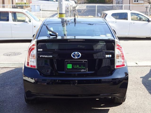 トヨタ プリウス Gツーリングレザーパッケージ 純正17アルミ 純正HDDナビ