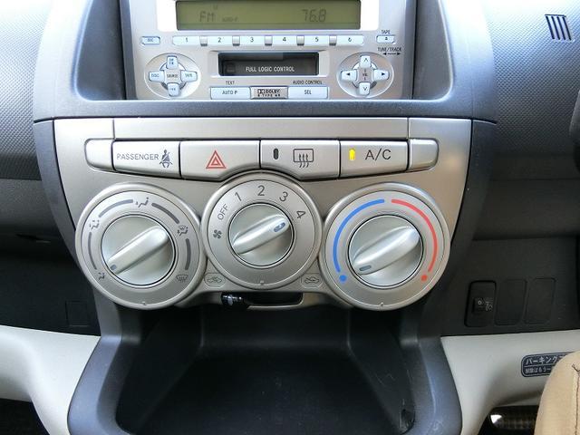 X 純正CDデッキ フルフラット エアコン キーレス(10枚目)