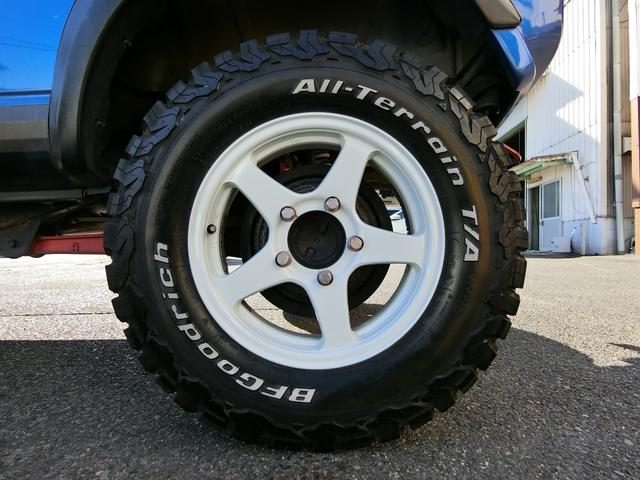 XC 4WD MT リフトアップ 社外ナビ ETC(8枚目)