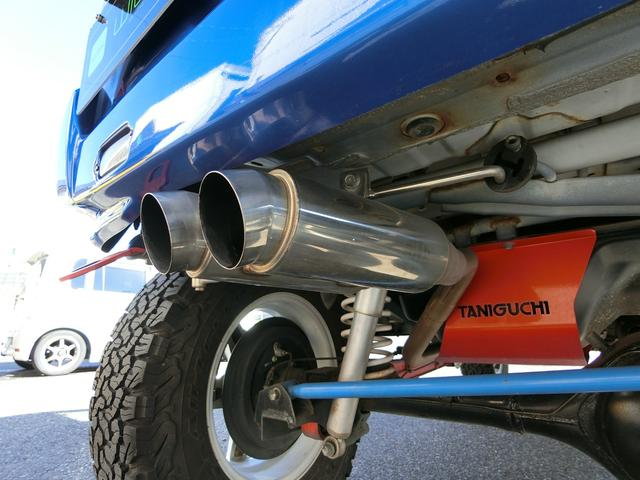 XC 4WD MT リフトアップ 社外ナビ ETC(17枚目)