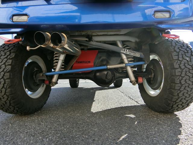 XC 4WD MT リフトアップ 社外ナビ ETC(18枚目)