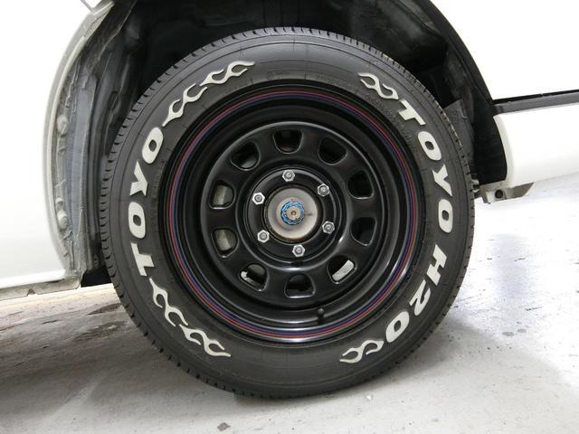 スーパーGL 50TH アニバーサリーリミテッド 4WD トヨタセーフティーセンス 両側パワースライドドア ディーゼルターボ フルセグ付きSDナビ LEDヘッドライト スマートキー プッシュスタート ホワイトレタータイヤ ABS PS PW デイトナ(19枚目)