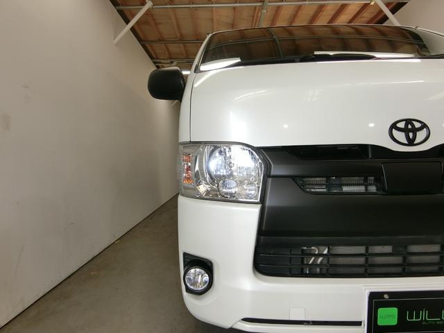 スーパーGL 50TH アニバーサリーリミテッド 4WD トヨタセーフティーセンス 両側パワースライドドア ディーゼルターボ フルセグ付きSDナビ LEDヘッドライト スマートキー プッシュスタート ホワイトレタータイヤ ABS PS PW デイトナ(24枚目)
