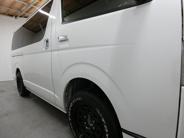 スーパーGL 50TH アニバーサリーリミテッド 4WD トヨタセーフティーセンス 両側パワースライドドア ディーゼルターボ フルセグ付きSDナビ LEDヘッドライト スマートキー プッシュスタート ホワイトレタータイヤ ABS PS PW デイトナ(28枚目)