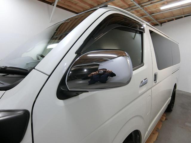 スーパーGL 50TH アニバーサリーリミテッド 4WD トヨタセーフティーセンス 両側パワースライドドア ディーゼルターボ フルセグ付きSDナビ LEDヘッドライト スマートキー プッシュスタート ホワイトレタータイヤ ABS PS PW デイトナ(33枚目)