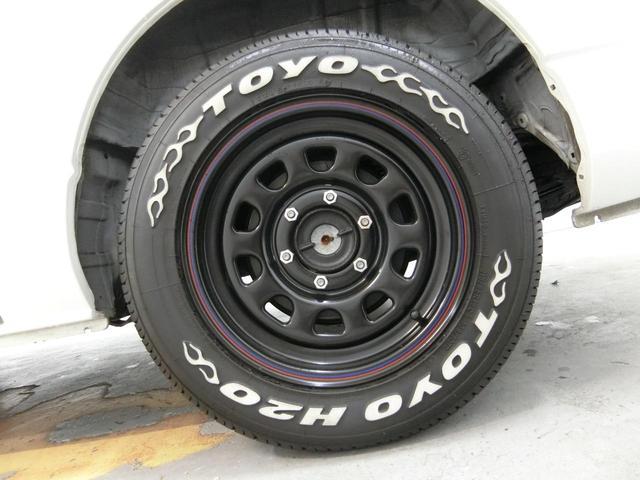 スーパーGL 50TH アニバーサリーリミテッド 4WD トヨタセーフティーセンス 両側パワースライドドア ディーゼルターボ フルセグ付きSDナビ LEDヘッドライト スマートキー プッシュスタート ホワイトレタータイヤ ABS PS PW デイトナ(37枚目)