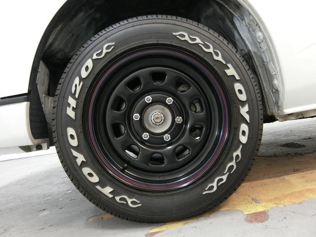 スーパーGL 50TH アニバーサリーリミテッド 4WD トヨタセーフティーセンス 両側パワースライドドア ディーゼルターボ フルセグ付きSDナビ LEDヘッドライト スマートキー プッシュスタート ホワイトレタータイヤ ABS PS PW デイトナ(38枚目)