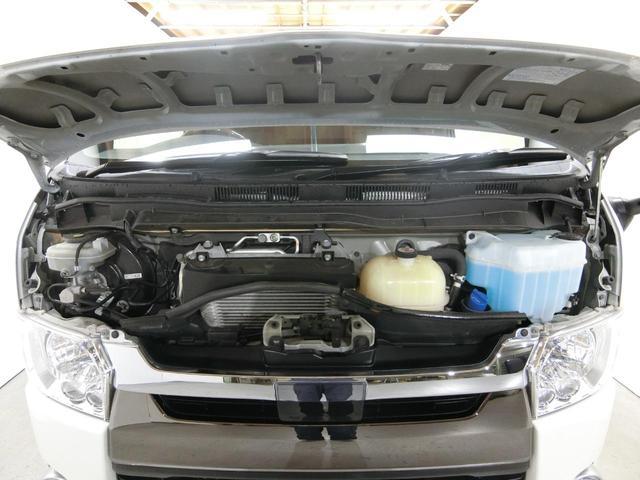 スーパーGL 50TH アニバーサリーリミテッド 4WD トヨタセーフティーセンス 両側パワースライドドア ディーゼルターボ フルセグ付きSDナビ LEDヘッドライト スマートキー プッシュスタート ホワイトレタータイヤ ABS PS PW デイトナ(39枚目)
