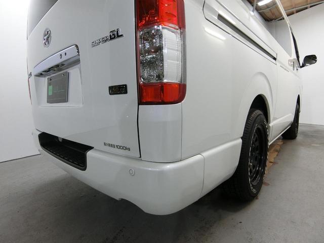 スーパーGL 50TH アニバーサリーリミテッド 4WD トヨタセーフティーセンス 両側パワースライドドア ディーゼルターボ フルセグ付きSDナビ LEDヘッドライト スマートキー プッシュスタート ホワイトレタータイヤ ABS PS PW デイトナ(45枚目)