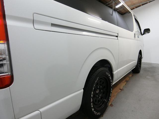 スーパーGL 50TH アニバーサリーリミテッド 4WD トヨタセーフティーセンス 両側パワースライドドア ディーゼルターボ フルセグ付きSDナビ LEDヘッドライト スマートキー プッシュスタート ホワイトレタータイヤ ABS PS PW デイトナ(46枚目)