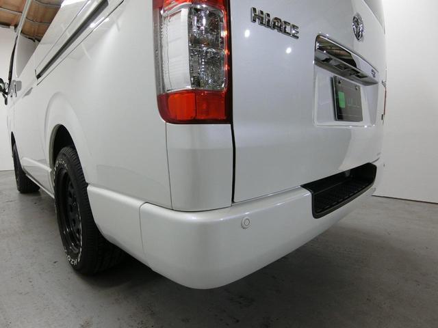 スーパーGL 50TH アニバーサリーリミテッド 4WD トヨタセーフティーセンス 両側パワースライドドア ディーゼルターボ フルセグ付きSDナビ LEDヘッドライト スマートキー プッシュスタート ホワイトレタータイヤ ABS PS PW デイトナ(52枚目)