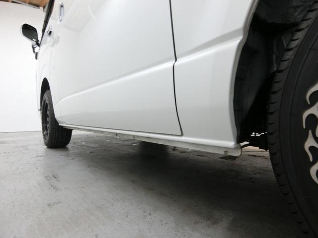 スーパーGL 50TH アニバーサリーリミテッド 4WD トヨタセーフティーセンス 両側パワースライドドア ディーゼルターボ フルセグ付きSDナビ LEDヘッドライト スマートキー プッシュスタート ホワイトレタータイヤ ABS PS PW デイトナ(54枚目)
