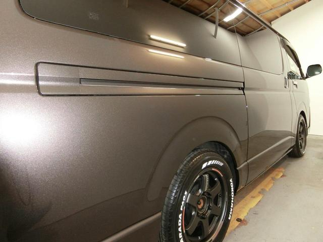 スーパーGL 50TH アニバーサリーリミテッド RAYS TE37SB ホワイトレターワンオーナー 禁煙車 ローダウン セーフティセンス 両側電動スライドドア Fフォグ  社外テール バックカメラ カロッツェリア8インチナビ  LEDヘッドライト(43枚目)