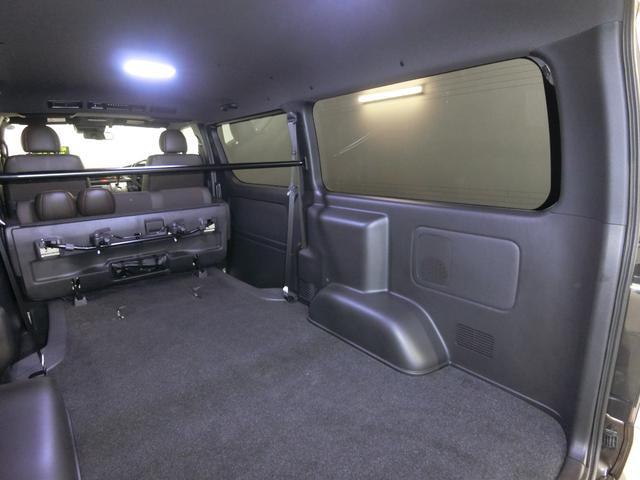 スーパーGL 50TH アニバーサリーリミテッド RAYS TE37SB ホワイトレターワンオーナー 禁煙車 ローダウン セーフティセンス 両側電動スライドドア Fフォグ  社外テール バックカメラ カロッツェリア8インチナビ  LEDヘッドライト(79枚目)