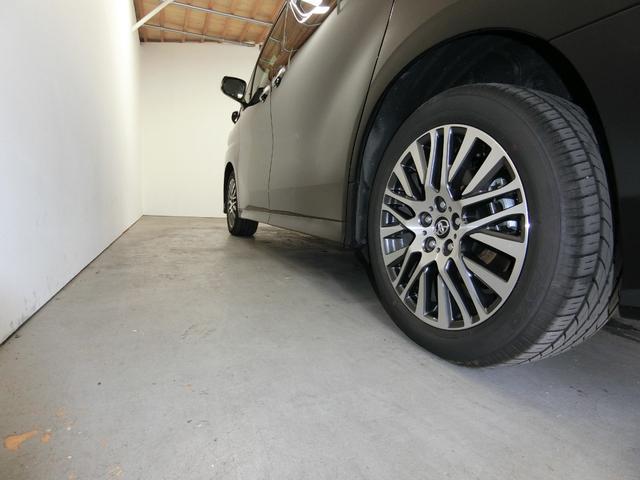 2.5Z Gエディション ワンオーナー セーフティセンス サンルーフ両側パワースライドドア パワーバックドアBluetooth対応Tコネクトナビ 3眼LEDヘッドライト バックモニター ステリモ パワーシート純正AW18インチ(61枚目)