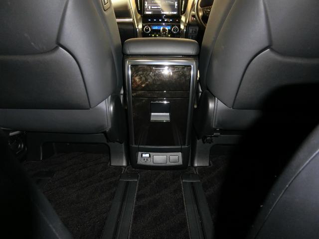 2.5Z Gエディション ワンオーナー セーフティセンス サンルーフ両側パワースライドドア パワーバックドアBluetooth対応Tコネクトナビ 3眼LEDヘッドライト バックモニター ステリモ パワーシート純正AW18インチ(76枚目)