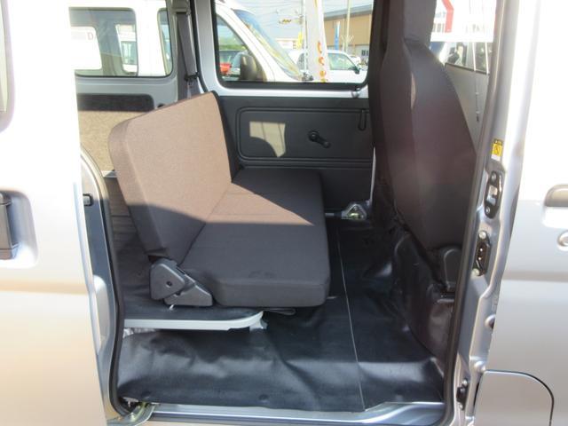 デラックスSA3 4WD AT車 キーレス(9枚目)