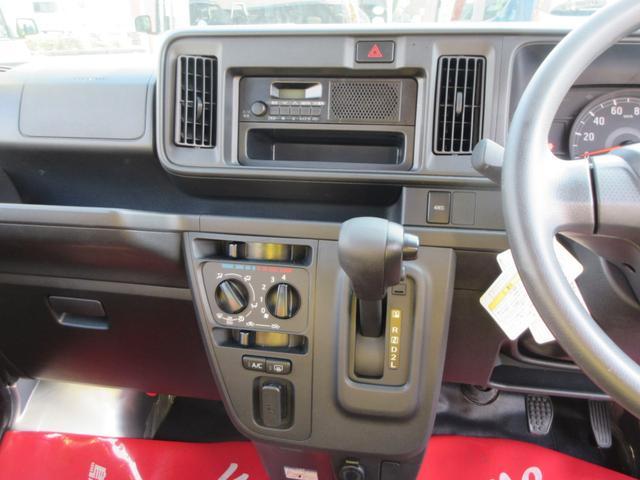 デラックスSA3 4WD AT車 キーレス(16枚目)