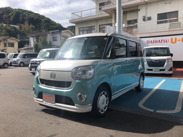 「ダイハツ」「ムーヴキャンバス」「コンパクトカー」「山口県」の中古車7