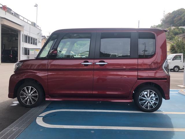 「ダイハツ」「タント」「コンパクトカー」「山口県」の中古車5