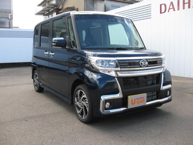 「ダイハツ」「タント」「コンパクトカー」「山口県」の中古車4